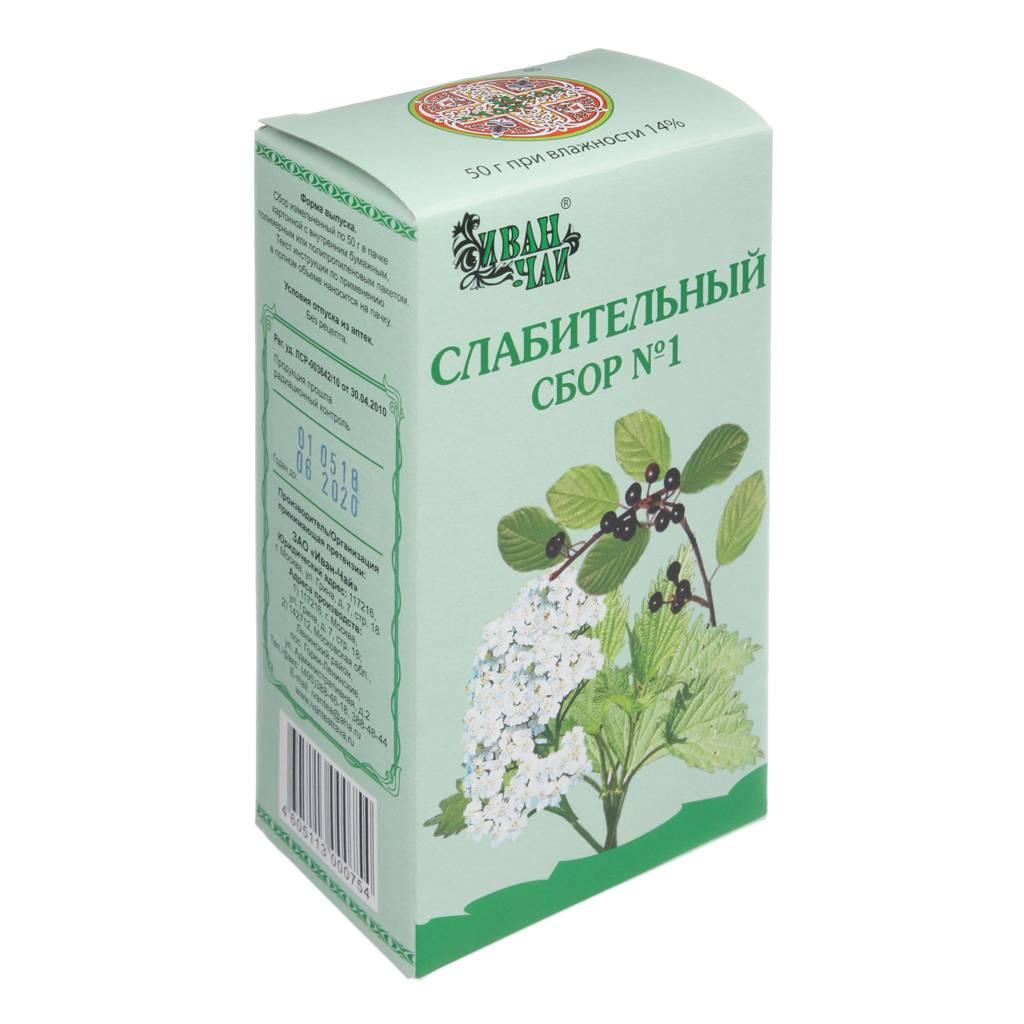 Рецепты из трав и сборы при запорах