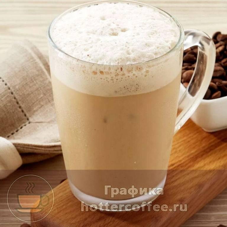 Кофе фраппе - что это такое, рецепт приготовления дома