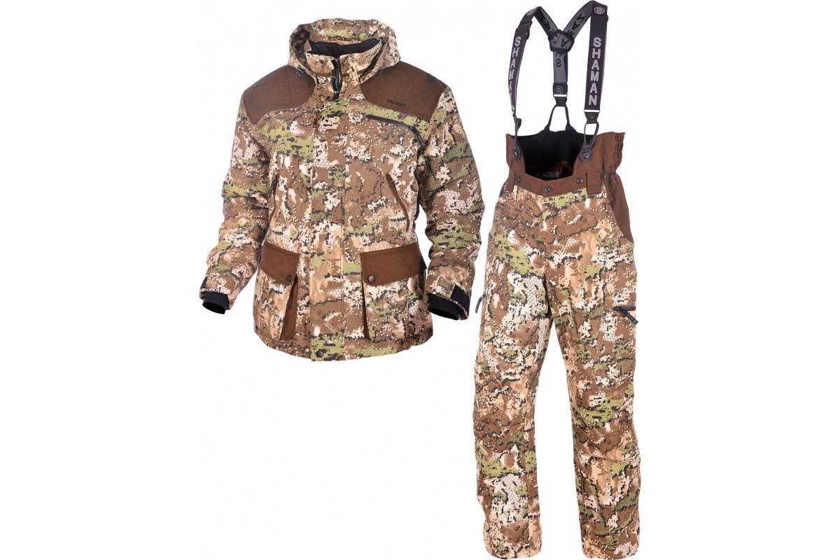 Одежда для охоты, какая бывает и что может понадобиться в разное время года