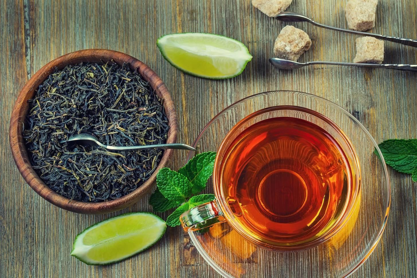 Элитный индийский чай дарджилинг