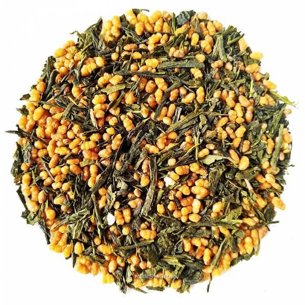 Рисовый чай генмайча (гэммайтя): заваривание, польза и вред, отзывы