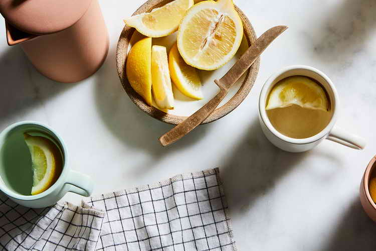 Кофе с лимоном польза