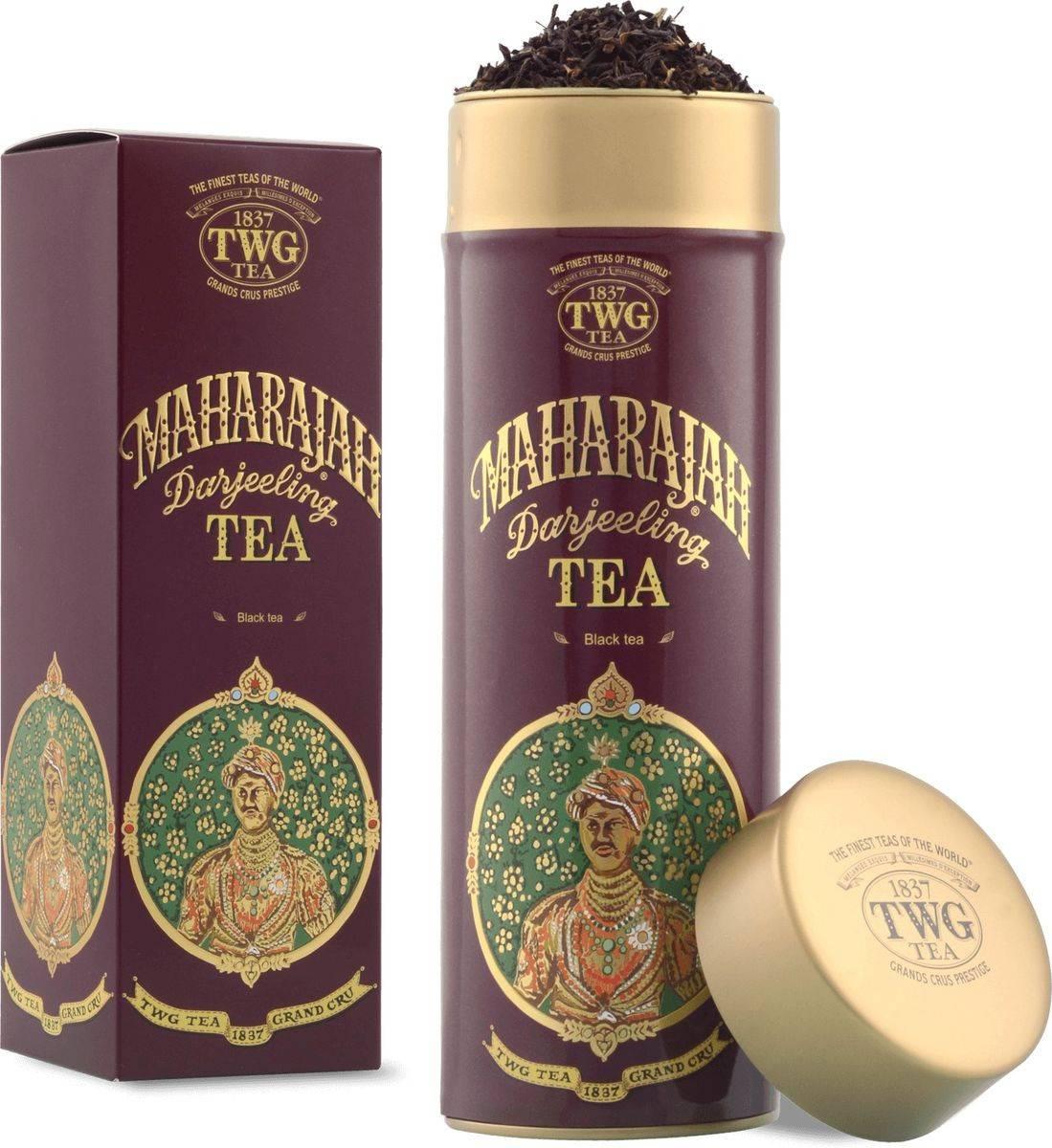 Описание индийского чая дарджилинг