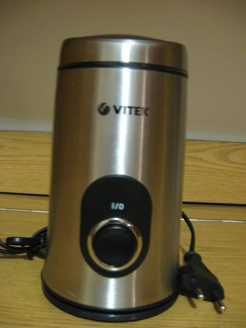Vitek vt-1548 – самая начальная кофемолка для эспрессо кофеварок. жаль, подорожала и почти исчезла с прилавков от эксперта