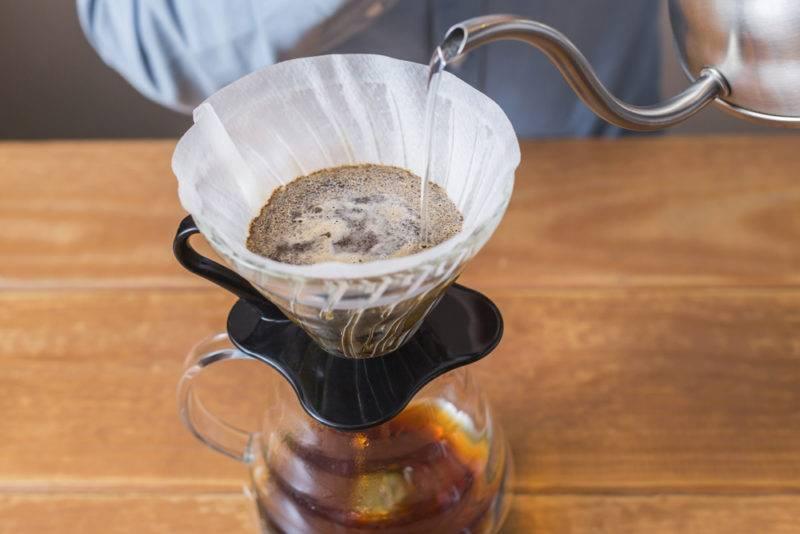 Как сварить кофе без турки в домашних