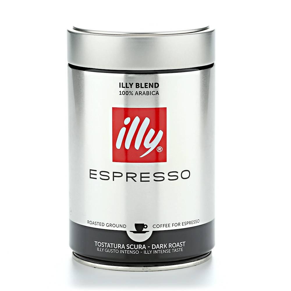 Кофе illy, виды и описание напитков илли от итальянского бренда