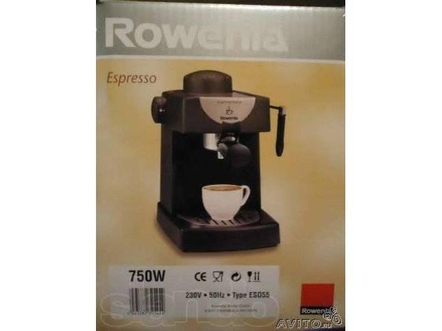 Кофеварка эспрессо rowenta es 3200 для молотого кофе и в таблетках: характеристики, цена, отзывы, ремонт ровента es 3200 | coffee-empire.ru