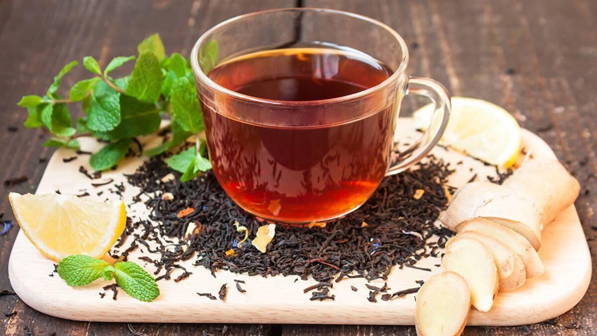Китайский чай габа: как заваривать