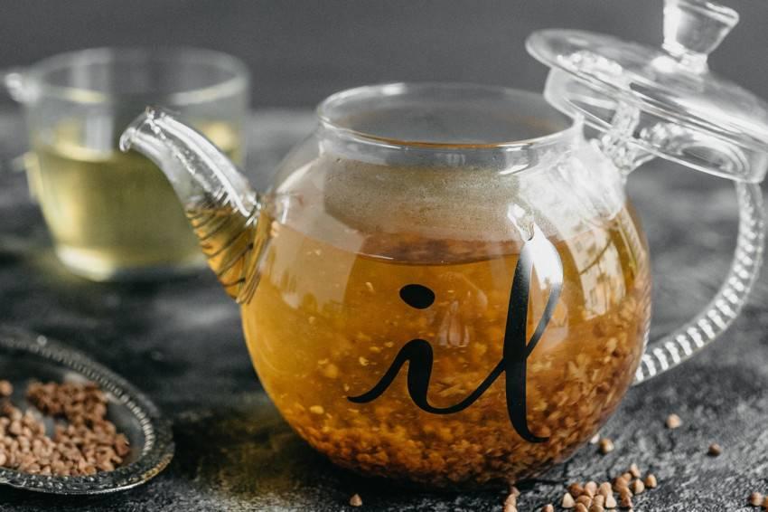 Гречишный чай: свойства и особенности применения
