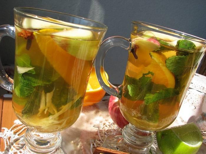 Как сделать вкусную воду-10 рецептов фруктовой воды