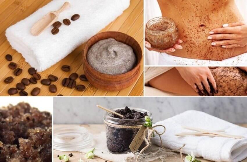 15 рецептов кофейного обертывания против целлюлита