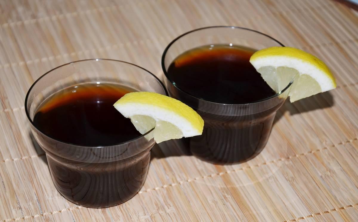 Кофе с лимоном | рецепты кофе