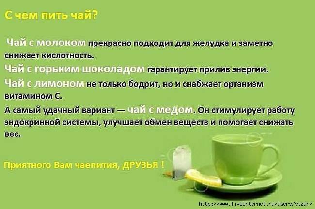 Можно ли пить чай до еды и после (+советы по правильному чаепитию)