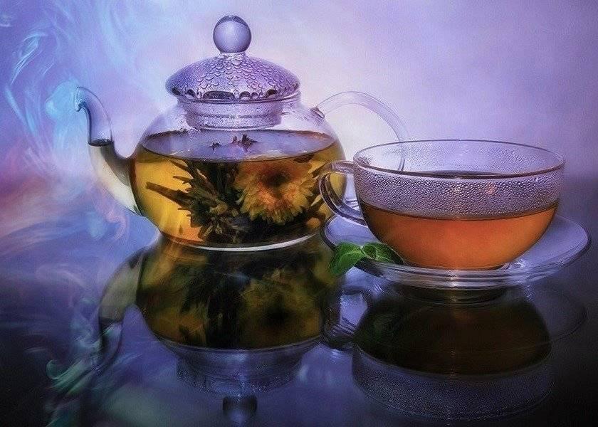 Успокаивающие чаи
