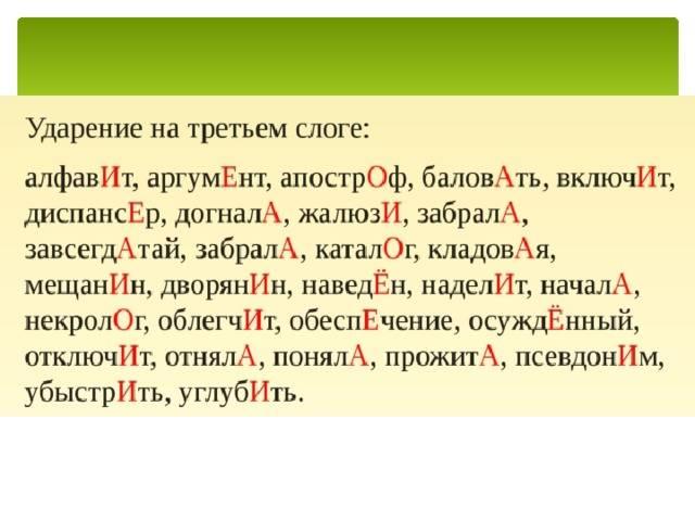Ударение в слове латте - как правильно ставить, на какой слог