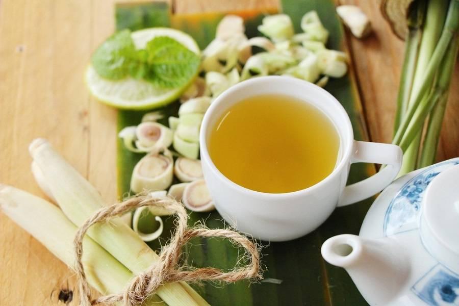 Лемонграсс - полезные свойства чая и применение