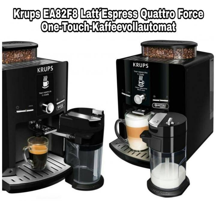 Кофемашина krups - виды кофеварок, история бренда