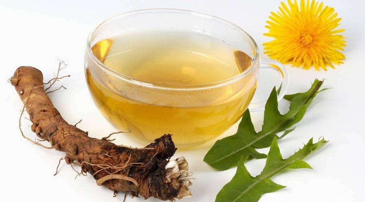 Чай из одуванчиков для похудения в домашних условиях