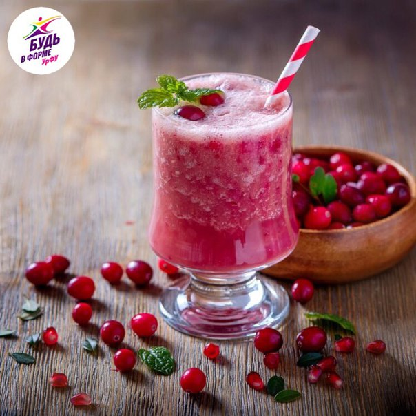 Рецепты витаминного смузи из замороженных ягод