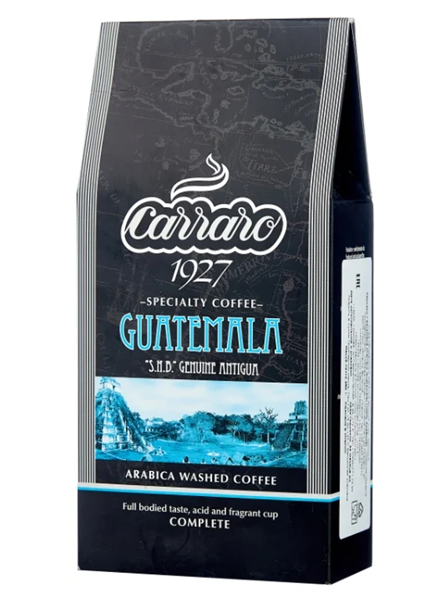 Кофе carraro (карраро) - бренд, ассортимент, цены и отзывы