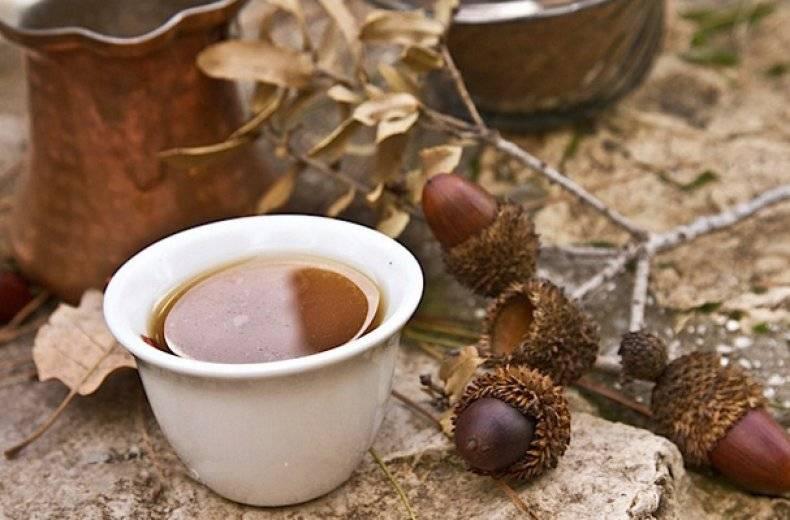 3 лучших рецепта кофе из желудей
