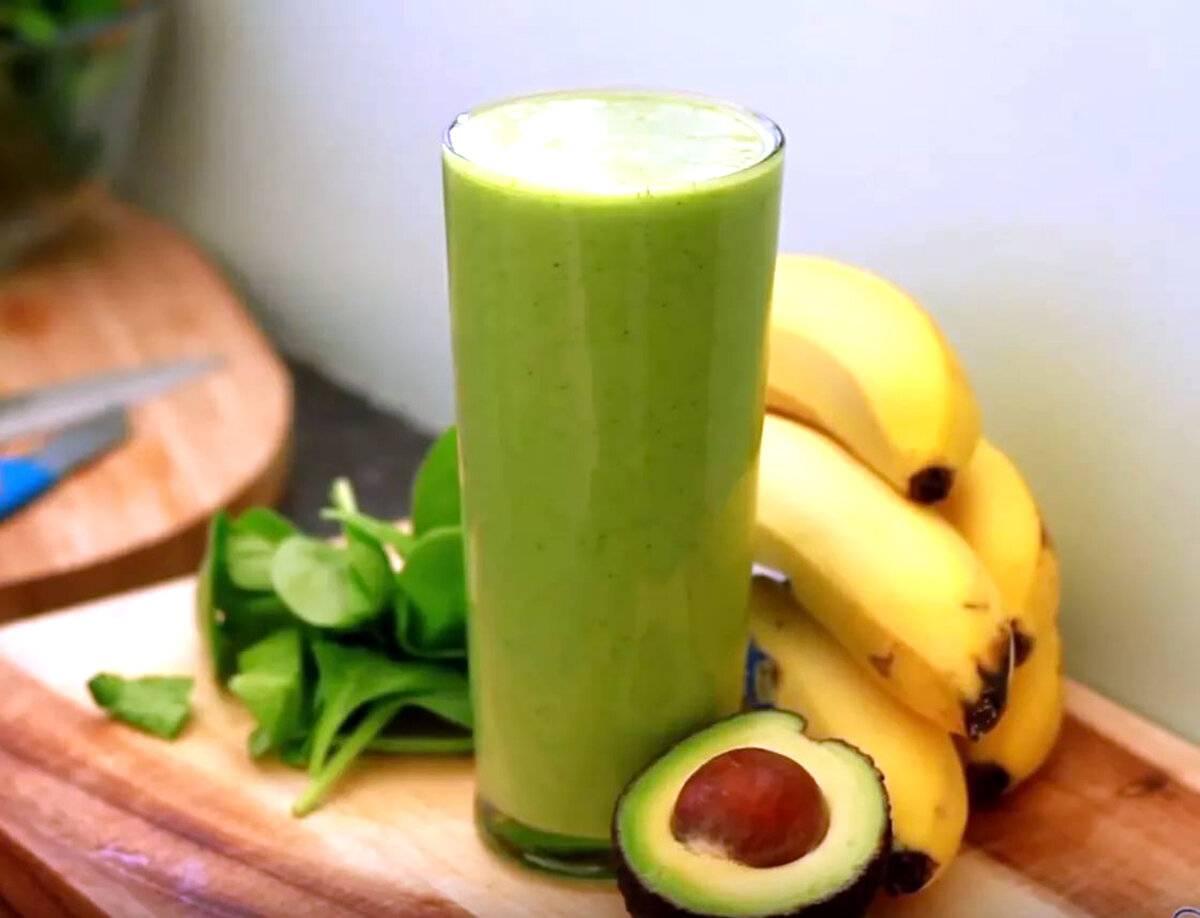 5 невероятных смузи с авокадо для вашего здоровья и похудения