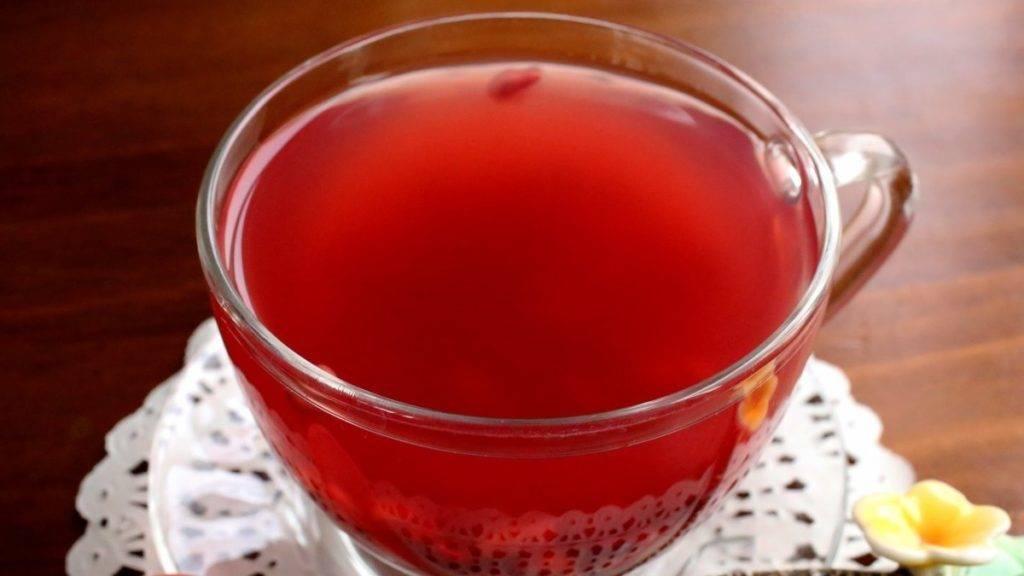 Гранатовый чай из турции польза и вред - здоровое тело