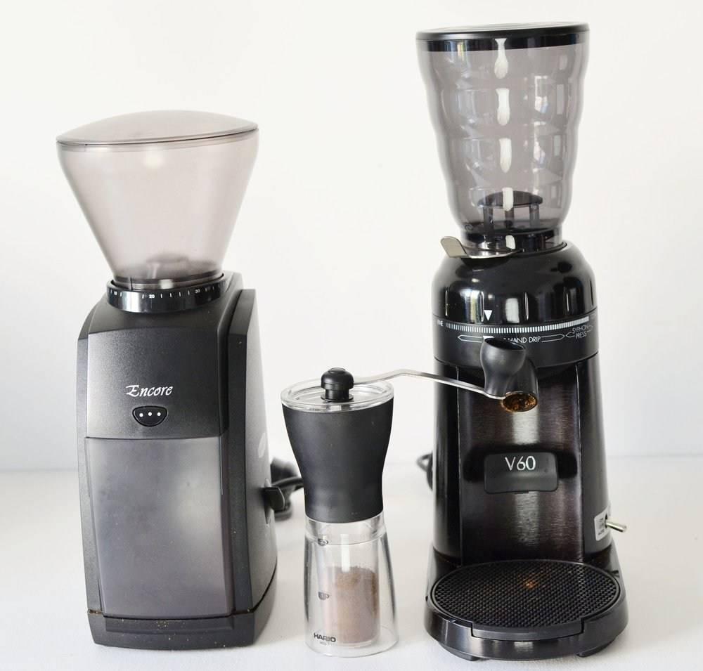 Как выбрать электрическую кофемолку для дома: правильно?