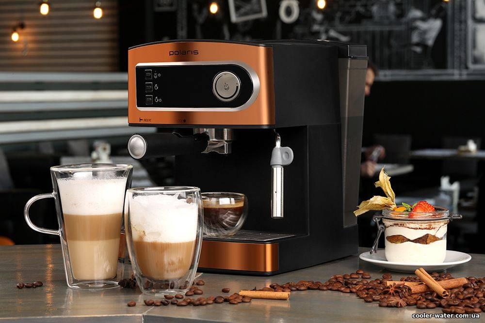 Настройка различных режимов работы кофемашин