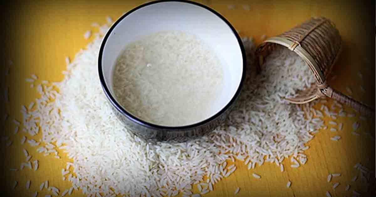 Как приготовить рисовый отвар при поносе - помощь доктора