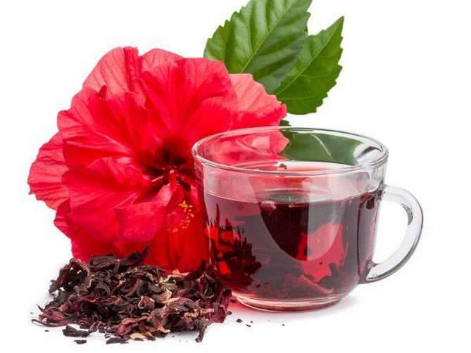 Эффективность чая каркаде при похудении