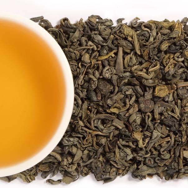 Как заварить чай ганпаудер