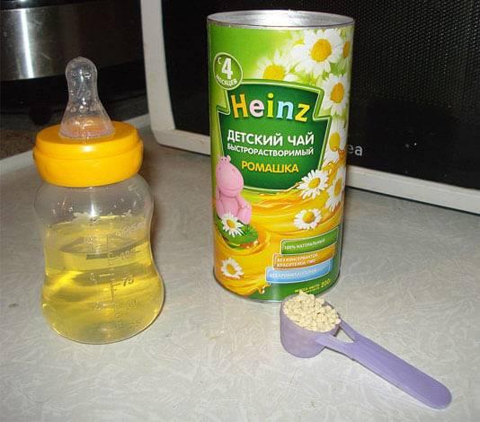 Ромашковый чай детям - можно ли давать, аллергия, чем полезен, сколько пить