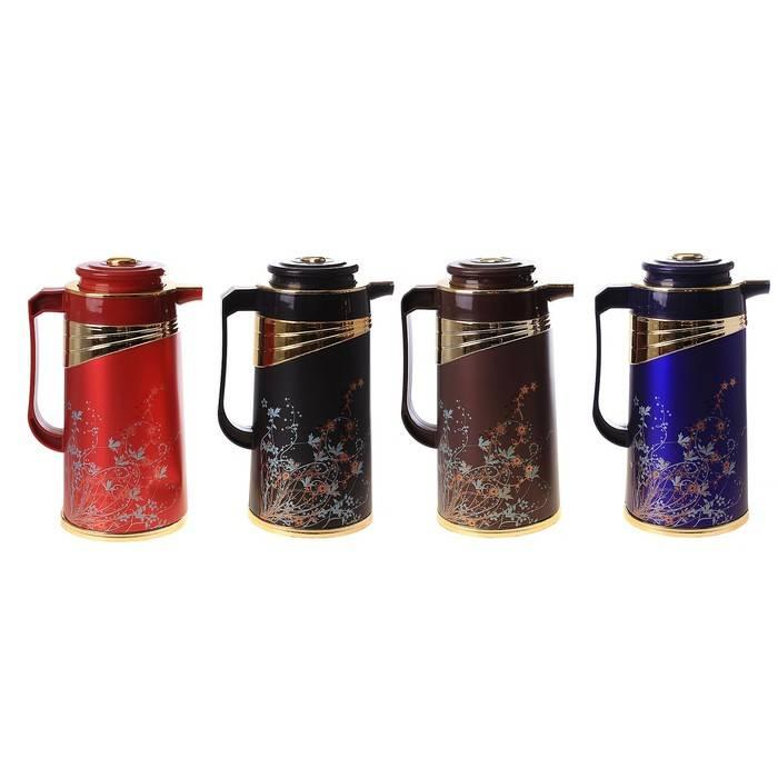 Термос-кофейник: характеристики и особенности выбора