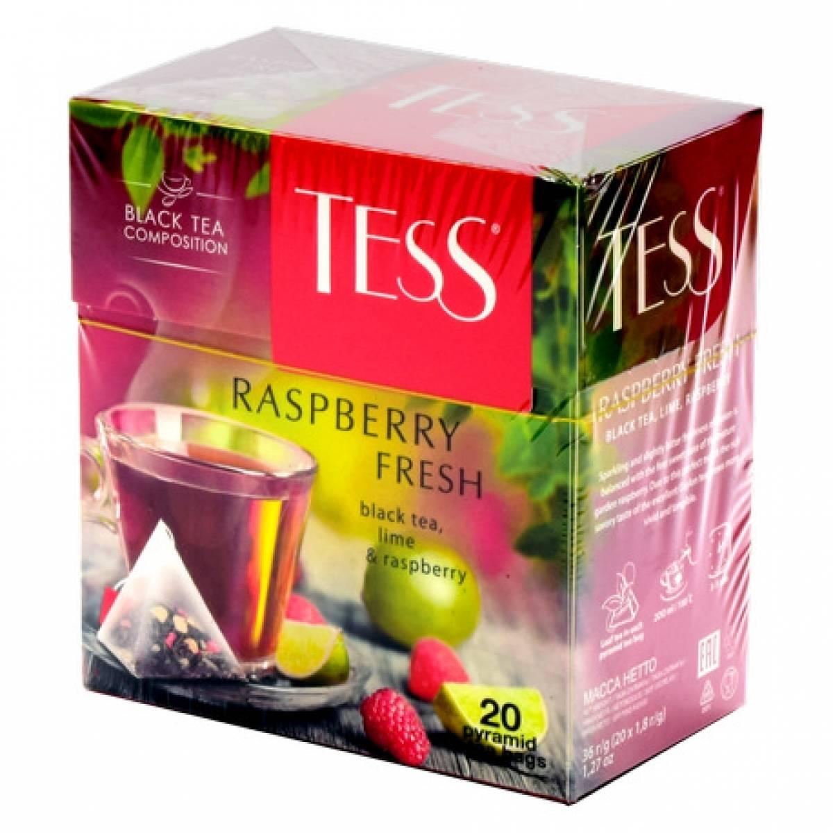 Зеленый чай тесс и его польза