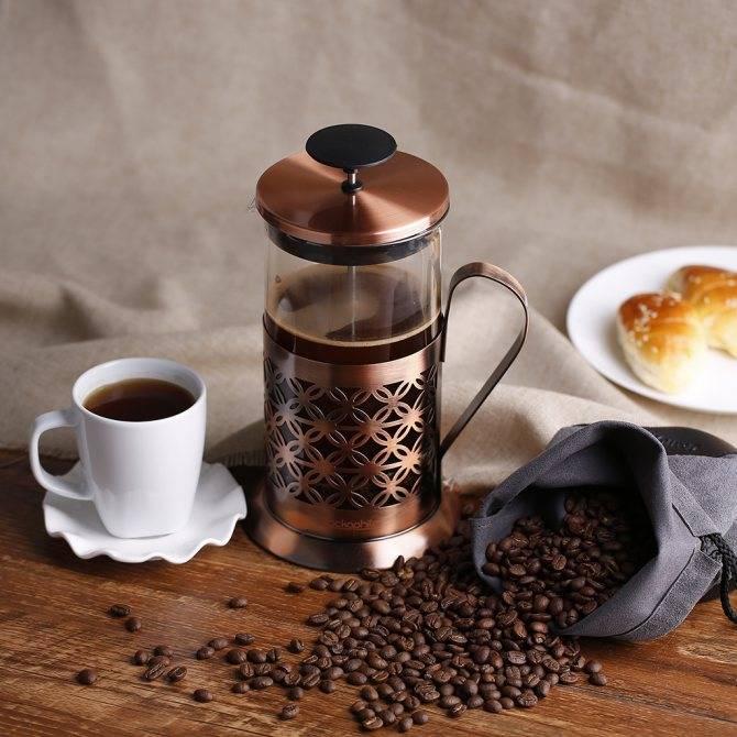 Френч-пресс для кофе: история, характеристики и советы по использованию