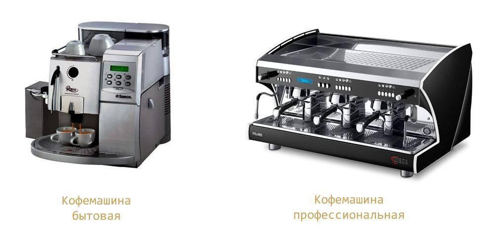 Чем отличается кофемашина от кофеварки и что лучше выбрать для дома?