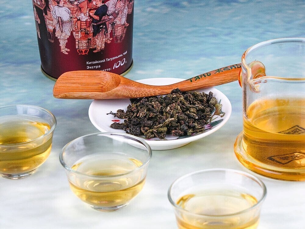 Китайский улун те гуаньинь: особенности напитка