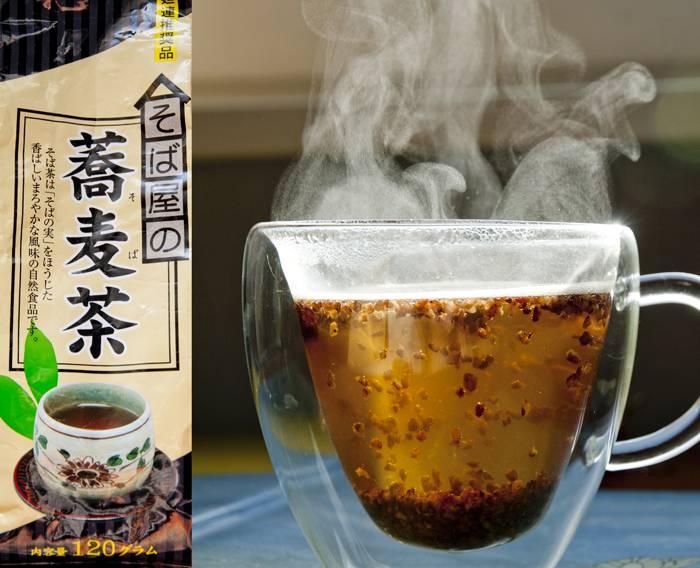 Китайский гречишный чай — полезные свойства и технология приготовления