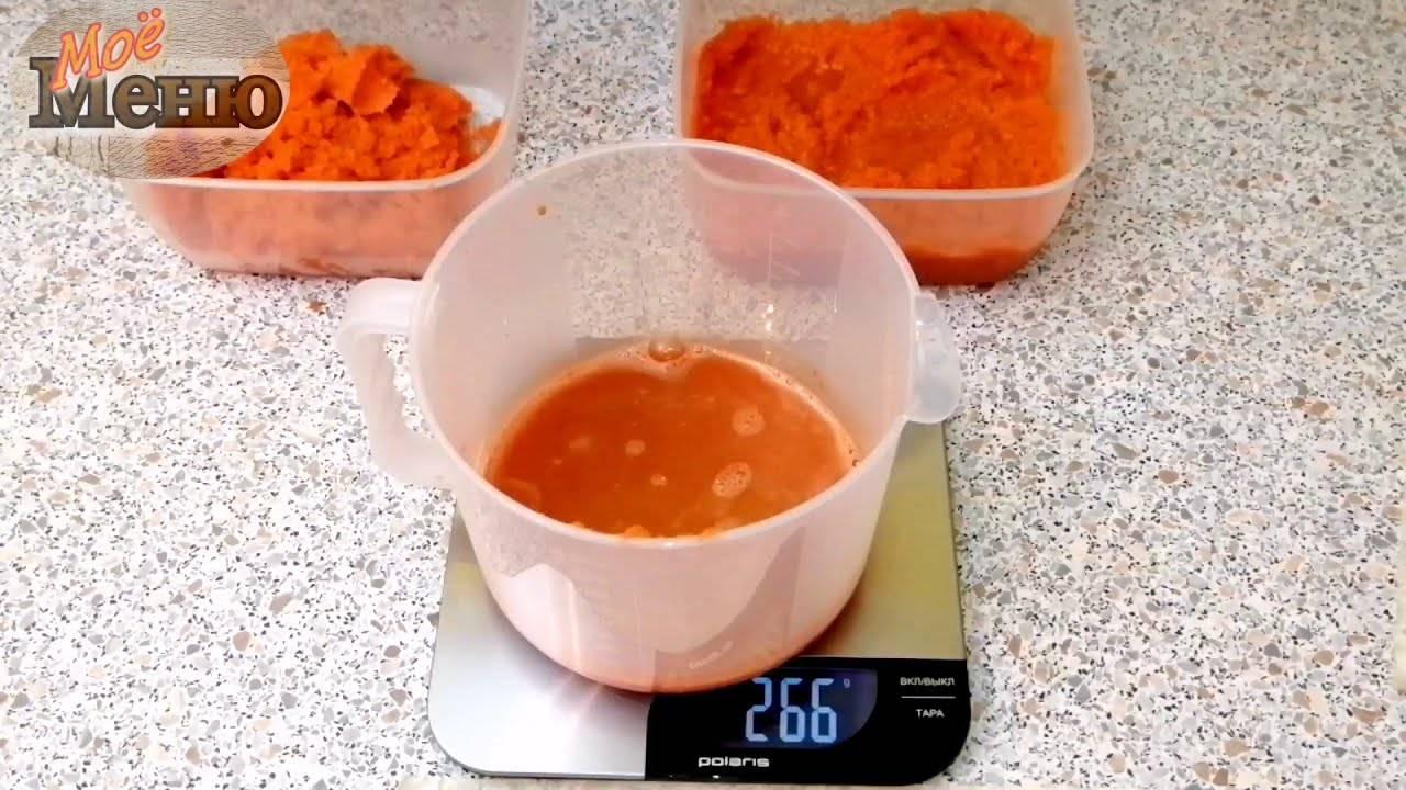 Шесть превосходных рецептов морковного сока – как заготовить на зиму?