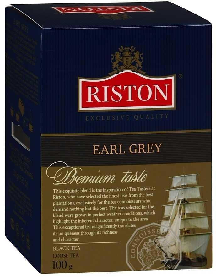 Чай riston— отзывы
