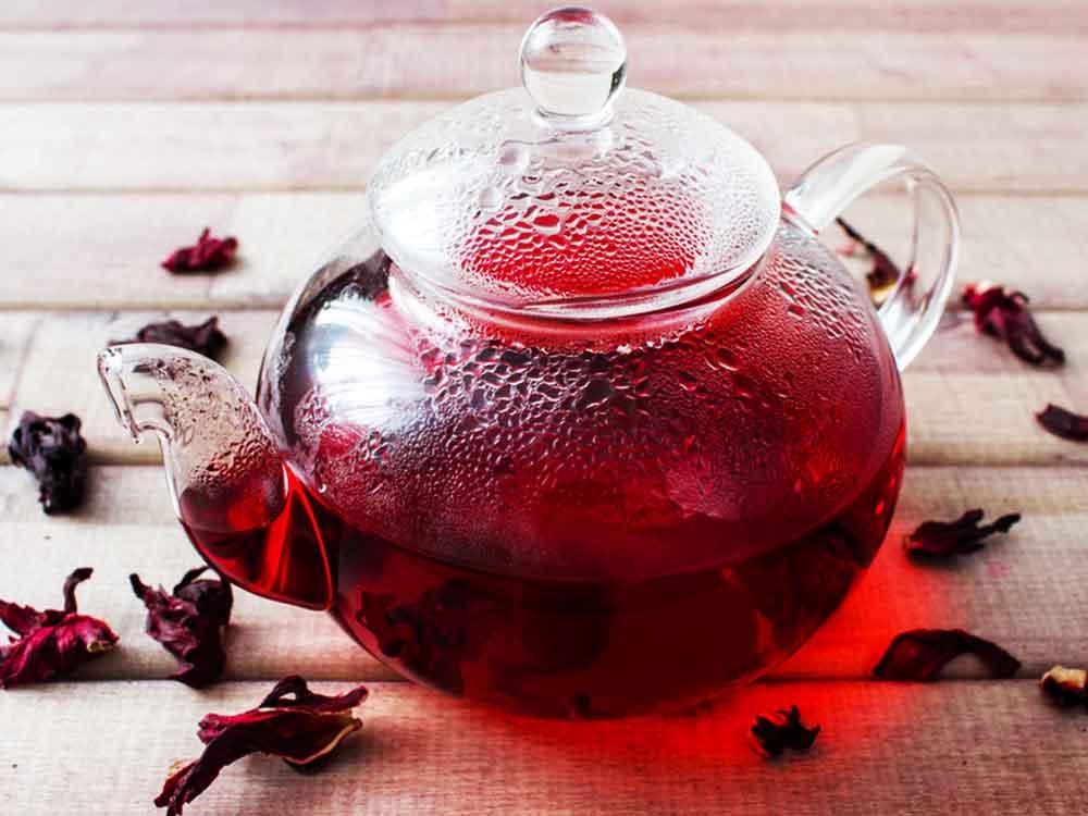 Повышает или понижает давление чай каркаде