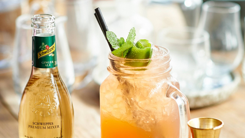 Имбирный лимонад: рецепт приготовления