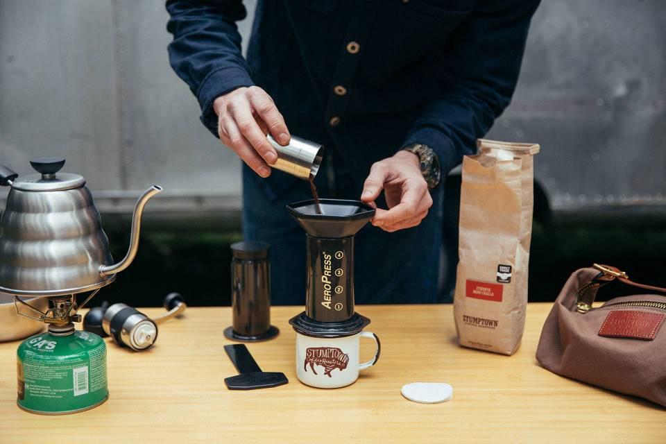 Готовим кофе в аэропрессе: варианты заваривания, помол, конструкция аэропресса