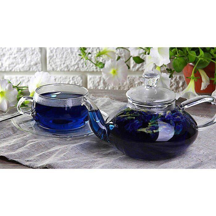 Синий чай: отзывы и полезные свойства