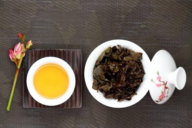 Эффект от китайского чая пуэр