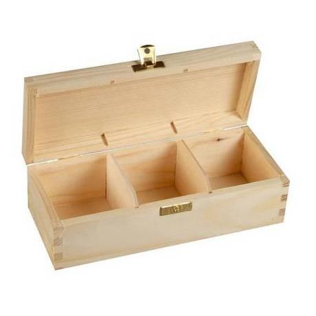 Коробка для чайных пакетиков. 10 оригинальных идей
