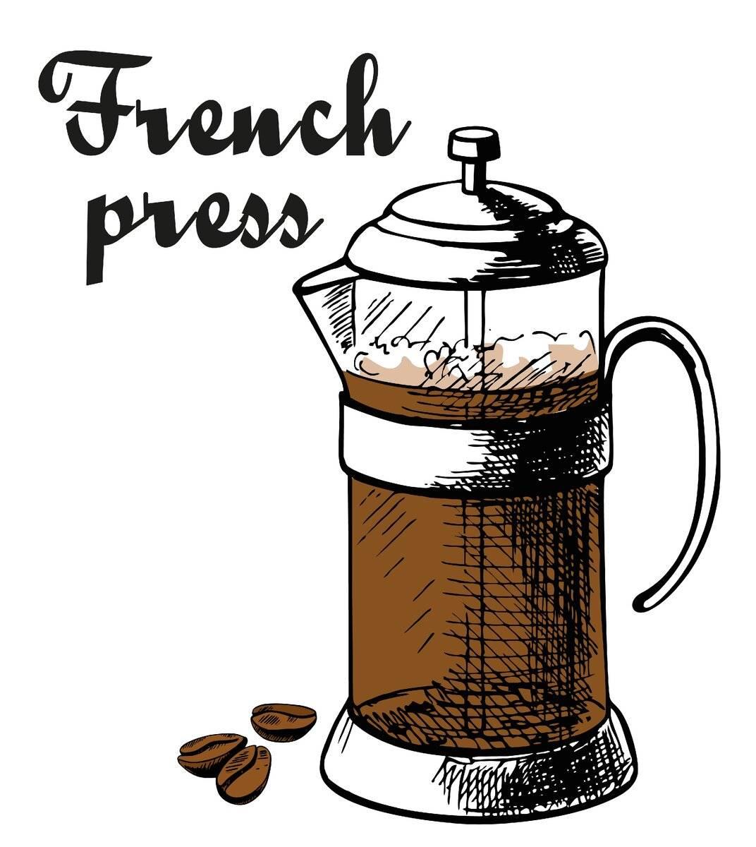 Как приготовить вкусный кофе во френч-прессе