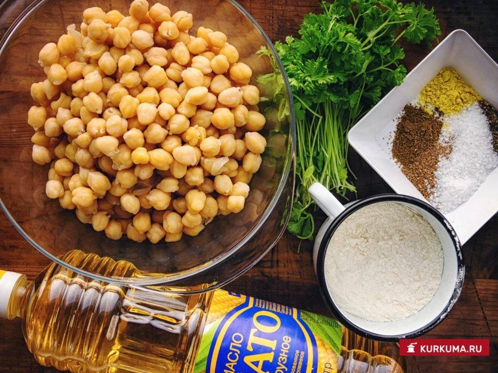 Турецкий горох нут — полный обзор продукта и все способы его применения