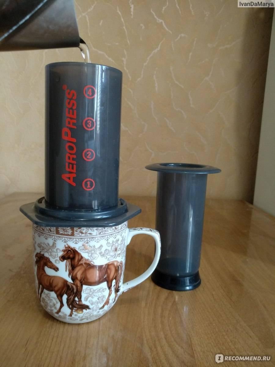 Как заварить молотый кофе в чашке кипятком правильно